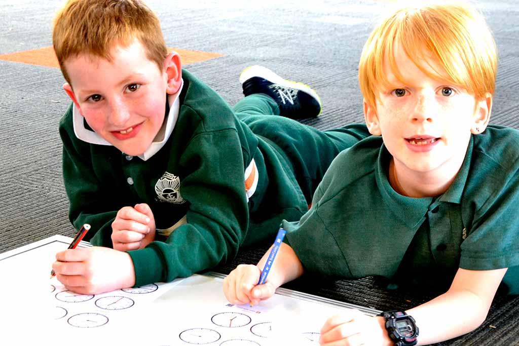Fyans Park Primary Students.