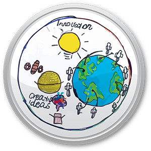 Innovation button for Fyans Park Primary.